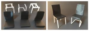 Filligrane 3D Druckteile, dünne Strukturen, kleiner Massstab